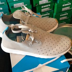 Native Pigeon Grey Shoes